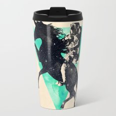 Ride the universe Travel Mug