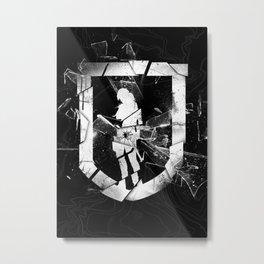Tomb Raider II. Metal Print