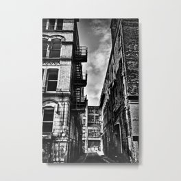 Northern Quarter MANchester Metal Print