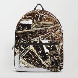 Around We Go Cityscape Backpack
