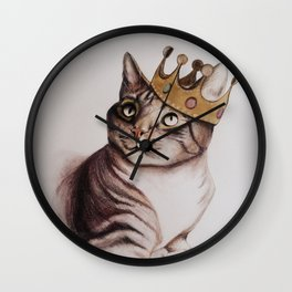 King Clyde Wall Clock