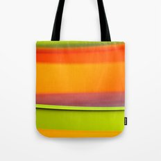 Chair Colors Tote Bag