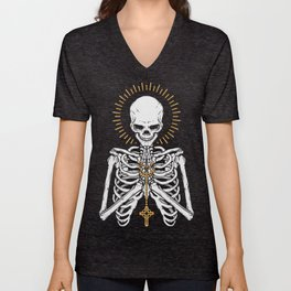 Pray for Death Unisex V-Neck