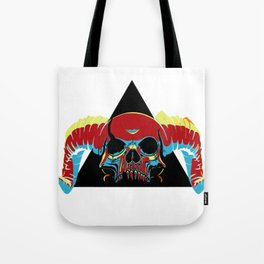 Illuminati Satan - Lucifer Tote Bag