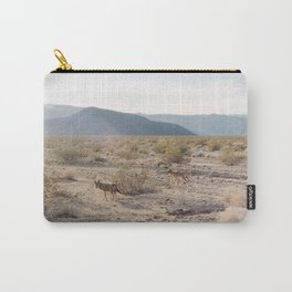 Panamint Valley Coyotes Carry-All Pouch