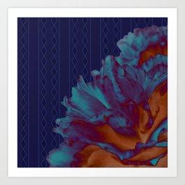 The Carnation Experiment Art Print