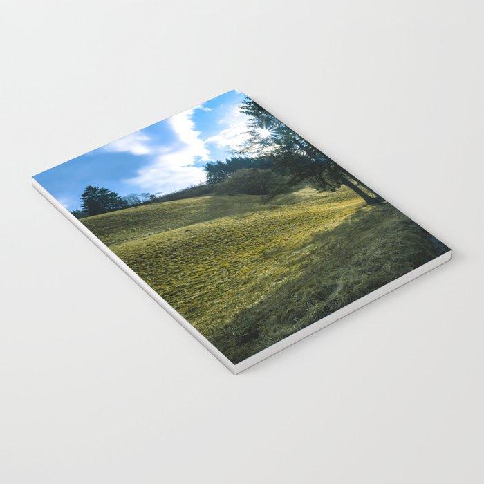 Fields of Green Notebook