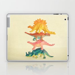 Dinosaur Antics Laptop & iPad Skin