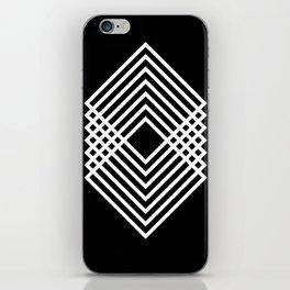Squared iPhone Skin