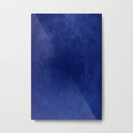 Photography Backdrop: Blue 2 Metal Print