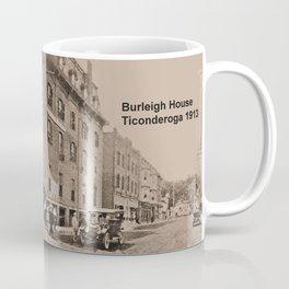 Burleigh House 1913 (sepia) Coffee Mug