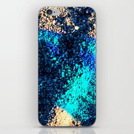 Gradient Gravel #1 iPhone Skin