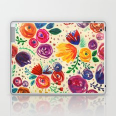 Summer Fruits Floral Laptop & iPad Skin