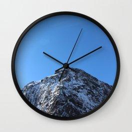 Maunga 1 Wall Clock