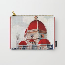 Florence Firenze Basilica Carry-All Pouch