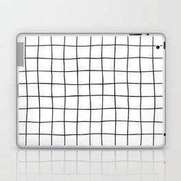 Black Grid V3 Laptop & iPad Skin