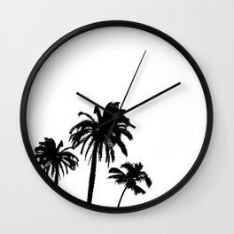 LOS PALMAS (LOUD) Wall Clock