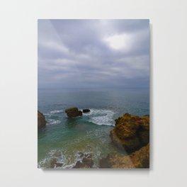 Ocean Swell 1 Metal Print