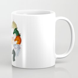 Wings of Fire All Together Coffee Mug