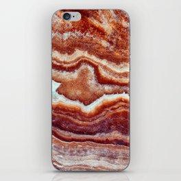 Rusty Quartz iPhone Skin