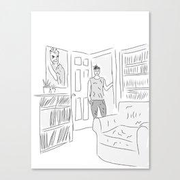 Chellise Canvas Print