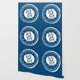 Scorpio Yin Yang Eighth Zodiac Sign Wallpaper