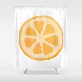 Kumquat Shower Curtain