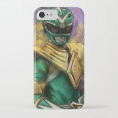 Green Mighty Morphin Power Ranger Slim Case iPhone 7