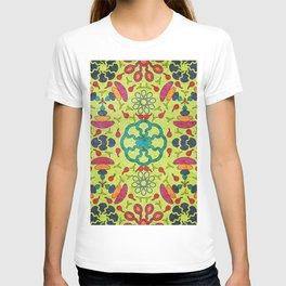Colorful Mandala #05 T-shirt