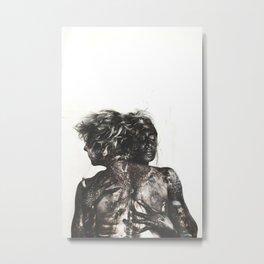 lover paint Metal Print