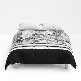 Stone Stripe Comforters