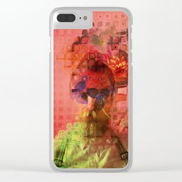 Destructuring Clear iPhone Case