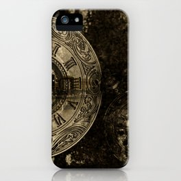 Time for the Train iPhone Case