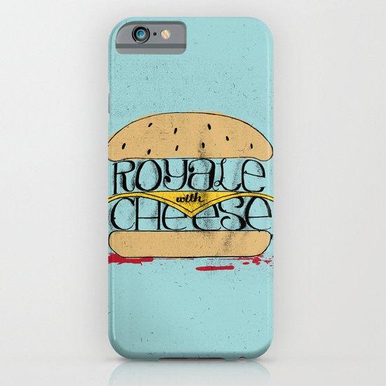 Pulp Fiction iPhone & iPod Case