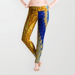 Golden Dragon Leggings
