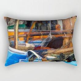 Trawler Rectangular Pillow