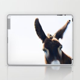 Two Ears One Mouth Laptop & iPad Skin