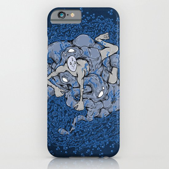 In deep iPhone & iPod Case