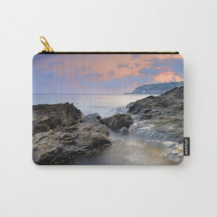 """""""Mediterraneo"""" Carry-All Pouch"""