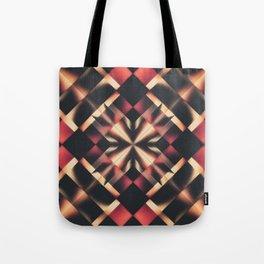 Dramatic Prism Tote Bag
