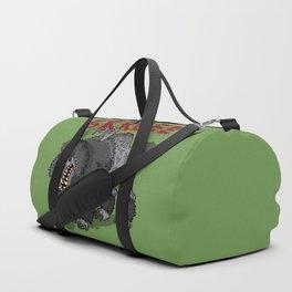Parasite Poodle Duffle Bag