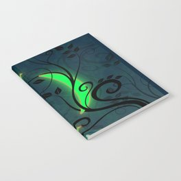 The Two Moons Notebook
