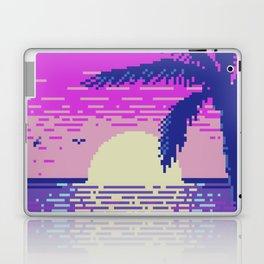 Pixel Sunset Laptop & iPad Skin