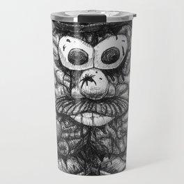 Mr. Brainhead Travel Mug
