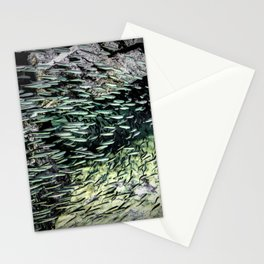 Shimmering Shoal Stationery Cards