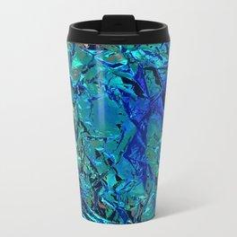 C13D Mermaid Metal Travel Mug