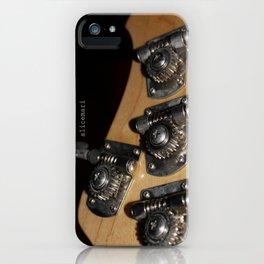 headstock iPhone Case