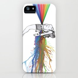 I Am Colour iPhone Case