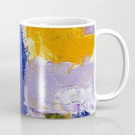 Abstract Expression #9 by Michael Moffa Coffee Mug