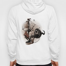 destructured pirate #Hook Hoody